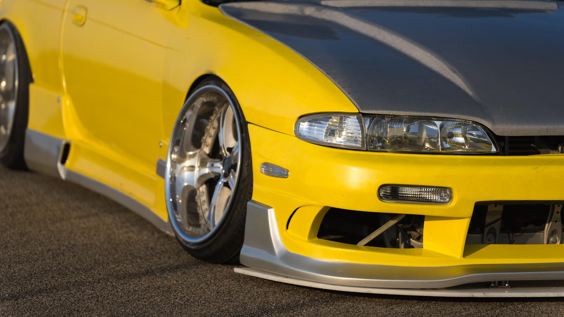 New Mazda Rx7 >> Nissan Silvia (S14 Zenki) – Racing Line – ORIGIN